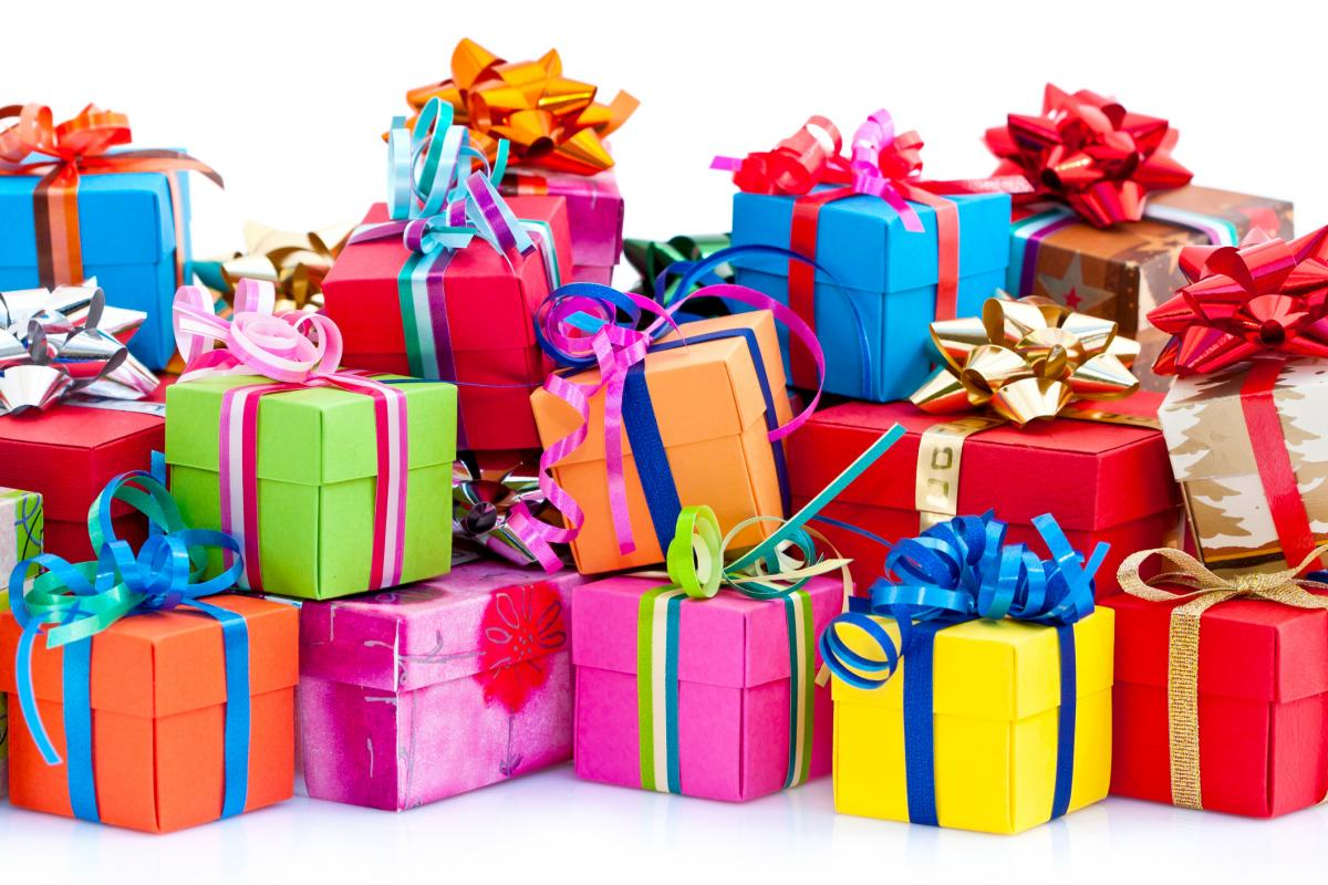 GIFTS FOR <span>ALL</span>